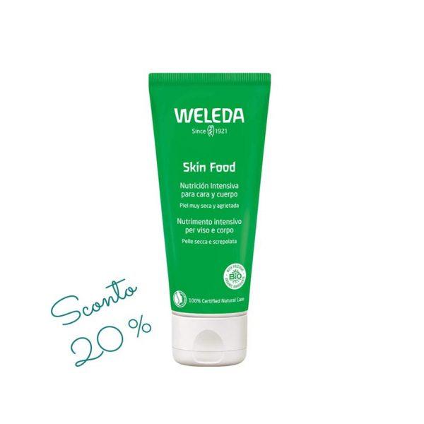 Skin Food Crema nutriente Weleda
