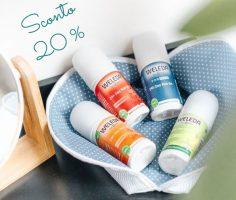 Deodorante Roll-On Weleda