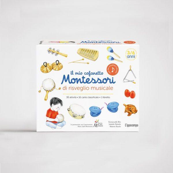 Il mio cofanetto Montessori di risveglio musicale