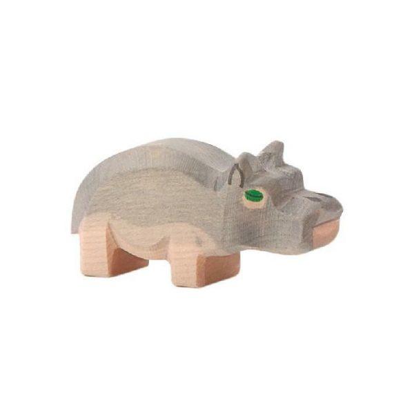 Cucciolo di ippopotamo Ostheimer