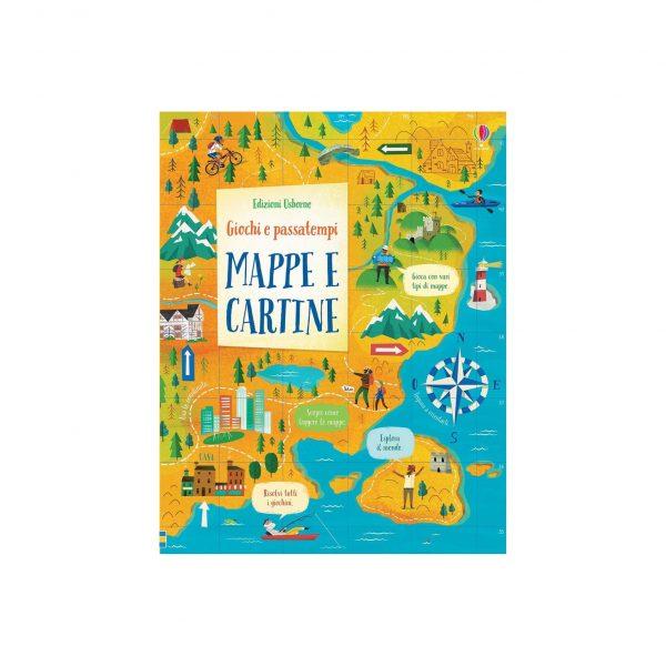 Mappe e cartine