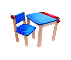Set tavolo con sedia