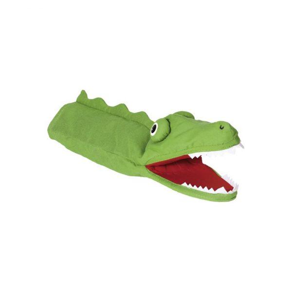 Burattino coccodrillo Goki