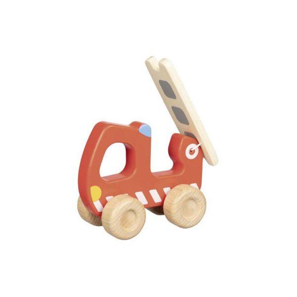 Camion dei pompieri con scala Goki