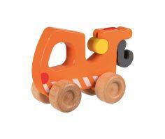 Carro attrezzi arancione Goki