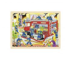 Puzzle Pompieri Goki