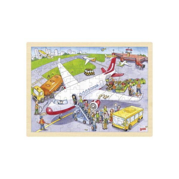 Puzzle Aeroporto Goki