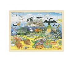 Puzzle mare Goki