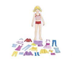 Bambola da vestire Goki
