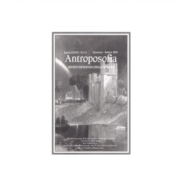 Rivista antroposofica nr 1-2 - anno 2021