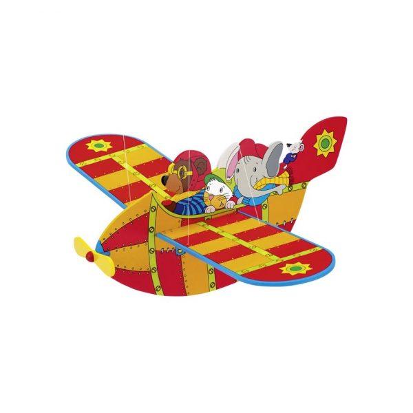 Mobil aereo Goki