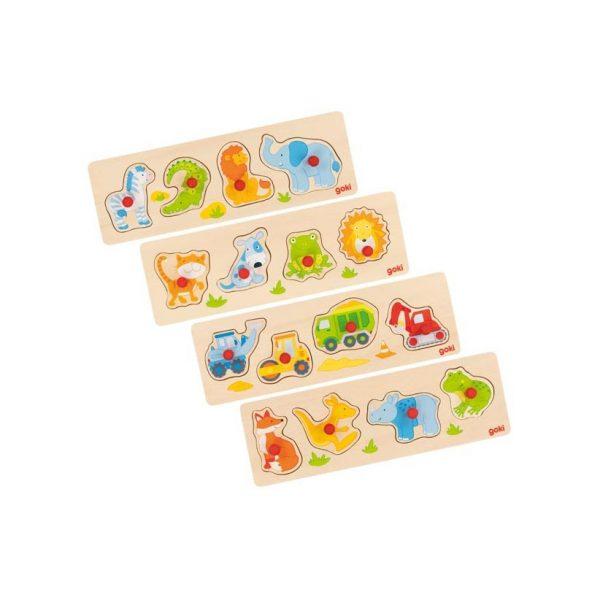 Puzzle piolini piccoli Goki