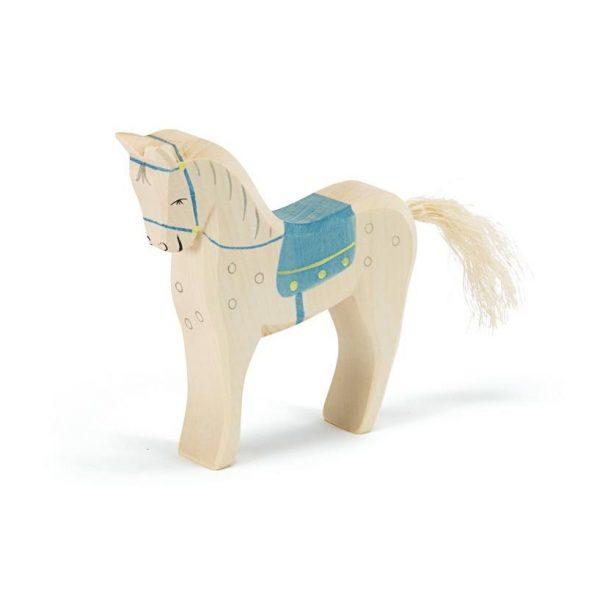 Cavallo con sella serie II Ostheimer 42193