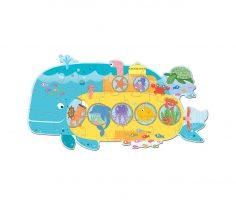 Il sottomarino degli animali