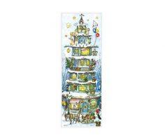 Calendario avvento Piramide di Natale